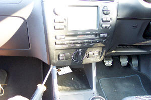 Car stereo removal and installation for european seat for Interieur ibiza 2000